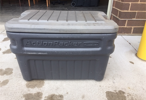Rubermaid Action Packer Storage Container